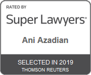 Ani Azadian, Counsel