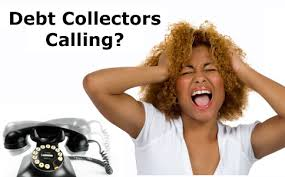 Debt Collector Calling